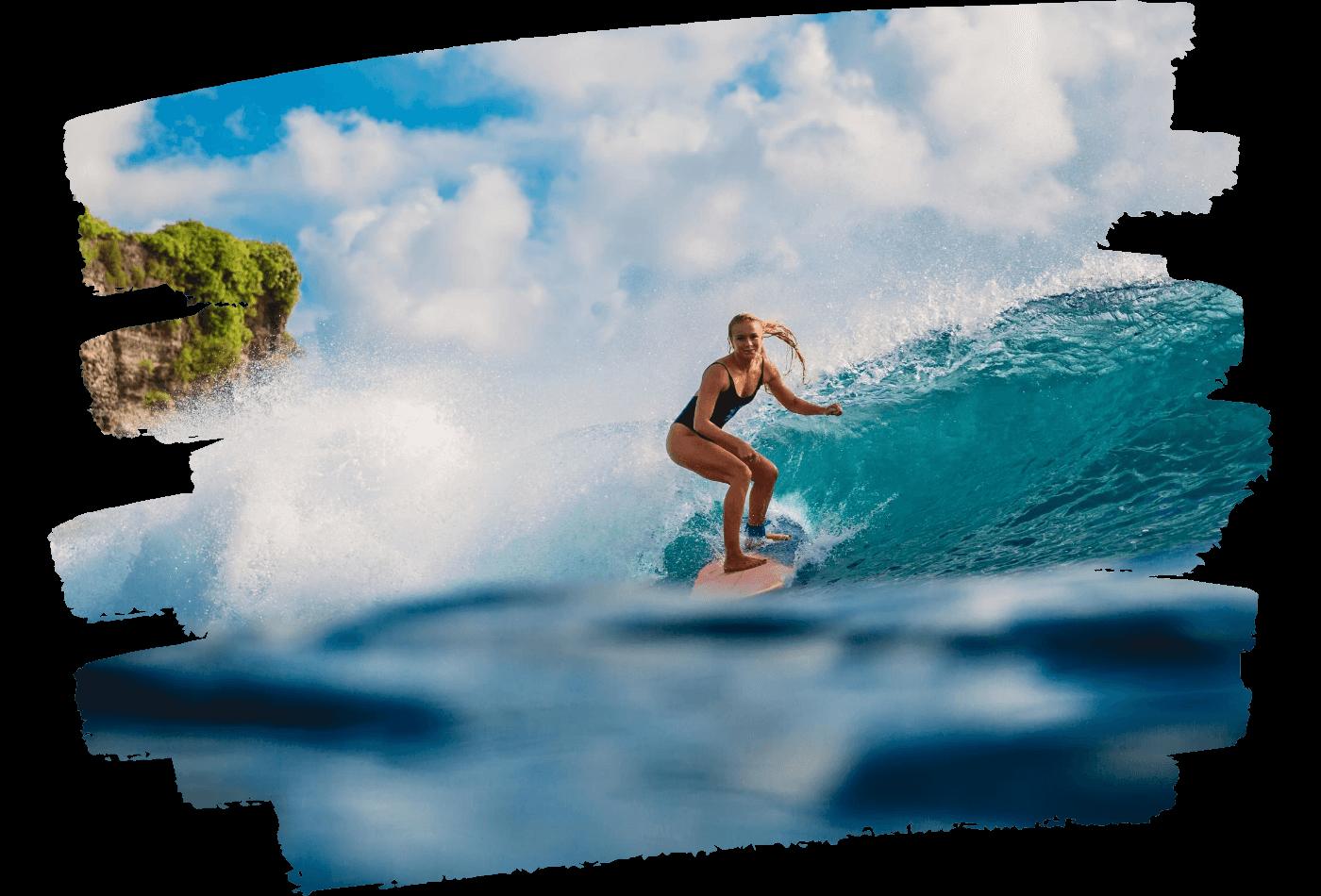 Conseils pratiques pour faire du surf